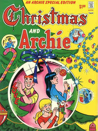 Cover Thumbnail for An Archie Special Edition, Christmas and Archie (Archie, 1975 series) #1
