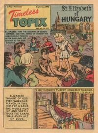 Cover Thumbnail for Timeless Topix (Catechetical Guild Educational Society, 1942 series) #v4#1