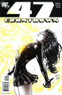 Cover for Countdown (2007 series) #47