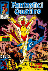 Cover Thumbnail for Fantastici Quattro (Edizioni Star Comics, 1988 series) #11