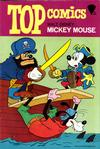 Cover for Top Comics Walt Disney Mickey Mouse (Western, 1967 series) #2