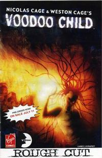 Cover Thumbnail for Voodoo Child Preview Issue (Virgin, 2007 series)