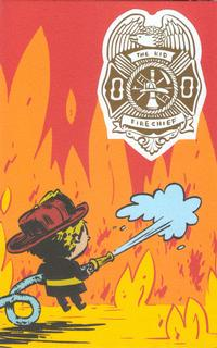 Cover Thumbnail for The Kid Firechief (Fantagraphics, 2004 series)