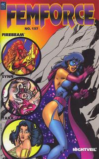 Cover Thumbnail for FemForce (AC, 1985 series) #137