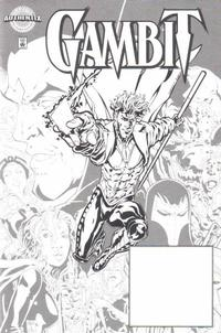 Cover Thumbnail for Marvel Authentix: Gambit (Marvel, 1998 series) #1