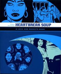 Cover Thumbnail for Love and Rockets Library: Palomar & Luba (Fantagraphics, 2007 series) #[1] - Heartbreak Soup
