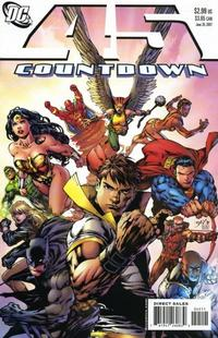 Cover Thumbnail for Countdown (DC, 2007 series) #45