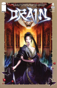 Cover Thumbnail for Drain (Image, 2006 series) #4