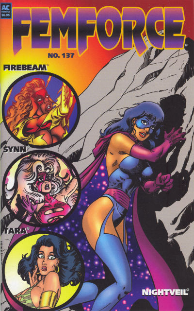 Cover for FemForce (1985 series) #137