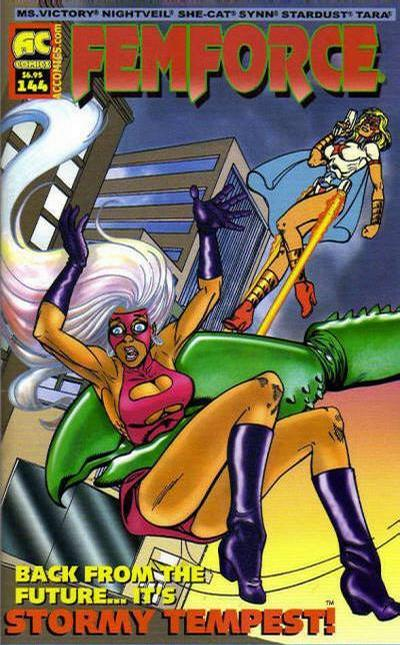 Cover for FemForce (AC, 1985 series) #144