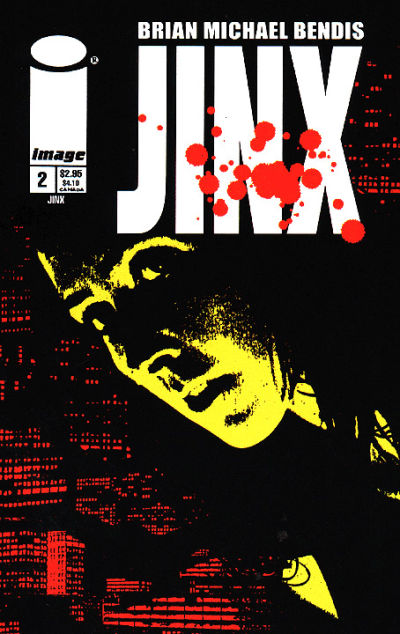 Cover for Jinx (1997 series) #2