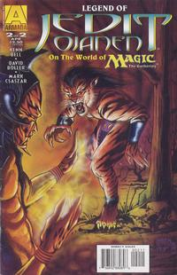 Cover Thumbnail for Legend of Jedit Ojanen: On the World of Magic: The Gathering (Acclaim, 1996 series) #2