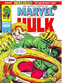 Cover Thumbnail for The Mighty World of Marvel (Marvel UK, 1972 series) #120