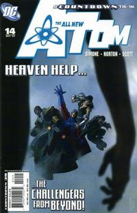Cover Thumbnail for The All New Atom (DC, 2006 series) #14