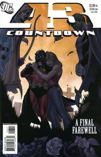 Cover for Countdown (DC, 2007 series) #43