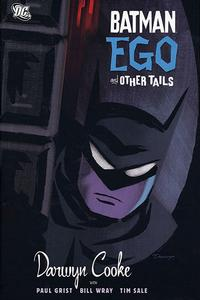 Cover Thumbnail for Batman: Ego & Other Tails (DC, 2007 series)