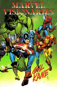 Cover Thumbnail for Marvel Visionaries: Gil Kane (Marvel, 2002 series)