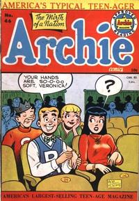 Cover Thumbnail for Archie Comics (Bell Features, 1948 series) #46