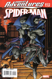 Cover for Marvel Adventures Spider-Man (Marvel, 2005 series) #29