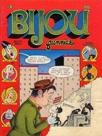 Cover Thumbnail for Bijou Funnies (The Print Mint Inc, 1969 series) #3