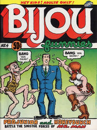 Cover Thumbnail for Bijou Funnies (The Print Mint Inc, 1969 series) #4