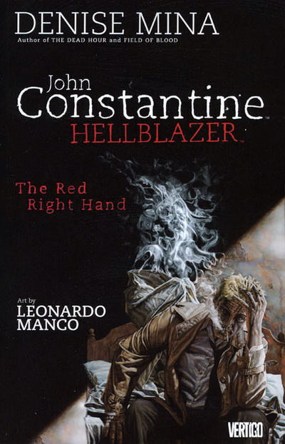Cover for Hellblazer: The Red Right Hand (2007 series) #[nn]