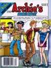 Cover for Archie's Double Digest Magazine (Archie, 1984 series) #183