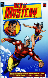 Cover Thumbnail for Men of Mystery Comics (AC, 1999 series) #63