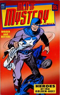 Cover Thumbnail for Men of Mystery Comics (AC, 1999 series) #65