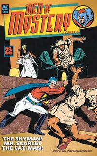 Cover Thumbnail for Men of Mystery Comics (AC, 1999 series) #66