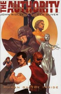 Cover Thumbnail for The Authority: Human on the Inside (DC, 2004 series)