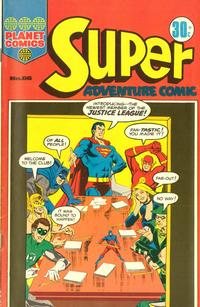 Cover Thumbnail for Super Adventure Comic (K. G. Murray, 1960 series) #66