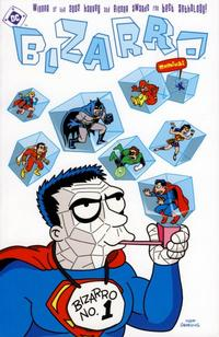 Cover Thumbnail for Bizarro Comics (DC, 2003 series) #[nn]