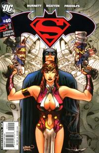 Cover Thumbnail for Superman / Batman (DC, 2003 series) #40
