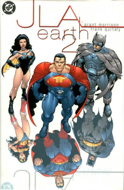 Cover for JLA: Earth 2 (DC, 2000 series)