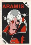 Cover for Aramis (Comics Interview, 1988 series) #2