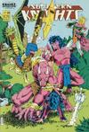 Cover for The Southern Knights (Comics Interview, 1985 series) #18