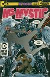 Cover for Ms. Mystic (Continuity, 1987 series) #4