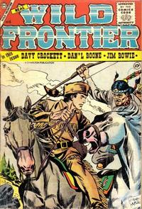 Cover Thumbnail for Wild Frontier (Charlton, 1955 series) #4