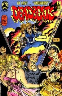 Cover for Deadbeats (1993 series) #7