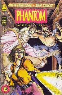Cover Thumbnail for Phantom of Fear City (Claypool Comics, 1993 series) #6
