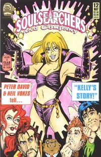 Cover for Soulsearchers and Company (1993 series) #12