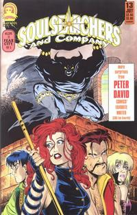Cover Thumbnail for Soulsearchers and Company (Claypool Comics, 1993 series) #13