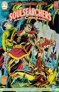 Cover Thumbnail for Soulsearchers and Company (Claypool Comics, 1993 series) #22