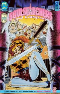 Cover Thumbnail for Soulsearchers and Company (Claypool Comics, 1993 series) #28