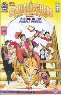 Cover Thumbnail for Soulsearchers and Company (Claypool Comics, 1993 series) #32