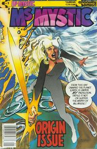 Cover Thumbnail for Ms. Mystic (Continuity, 1987 series) #1