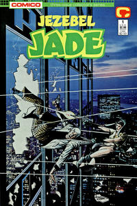 Cover Thumbnail for Jezebel Jade (Comico, 1988 series) #1