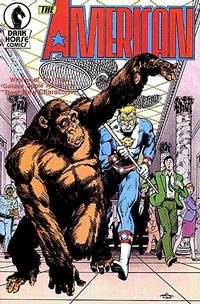 Cover Thumbnail for The American (Dark Horse, 1987 series) #5