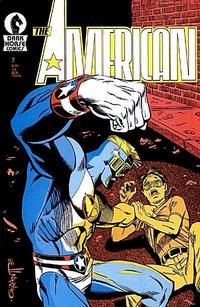 Cover Thumbnail for The American (Dark Horse, 1987 series) #7